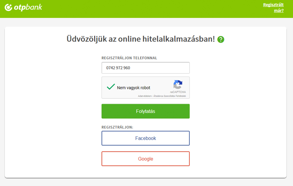 Mobil number validation